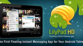 LilyPad HD: Tablet-Messenger in eigenem Fenster