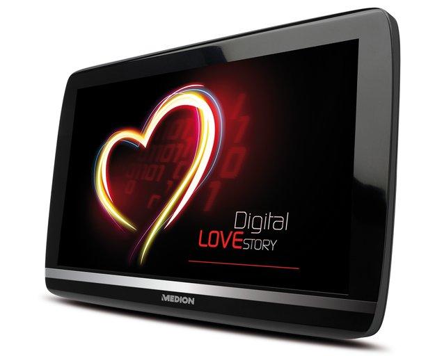 IFA 2011: Medion Lifetab – Honeycomb-Tablet mit Potenzial