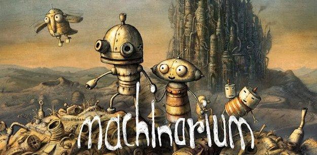 Machinarium: Preisgekröntes Adventure jetzt auch für Android