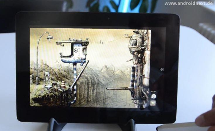 Machinarium für Android: Steampunk-Adventure angespielt [Video]
