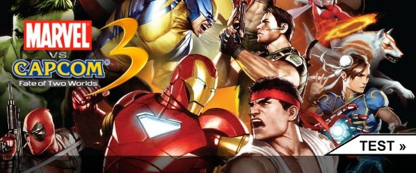 Marvel vs. Capcom 3: Fate of Two Worlds Test - Wie gut ist Marvel vs. Capcom 3: Fate of Two Worlds wirklich?