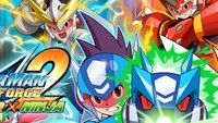 Mega Man - Star Force 2: Zerker x Ninja