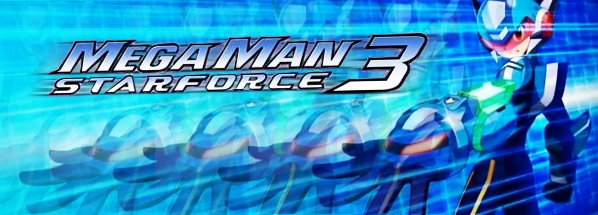 Mega Man - Star Force 3