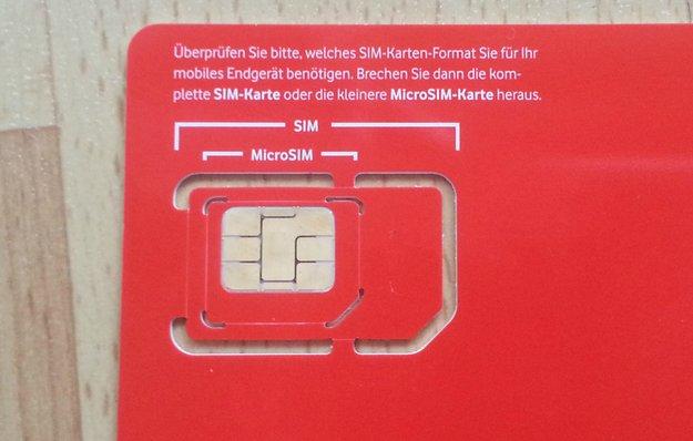 Micro-SIM: Der neue Standard