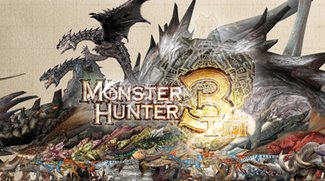 Monster Hunter 3 - US-Bundle mit Classic Controller Pro