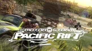 Motorstorm: Pacific Rift - Patch in Arbeit!