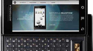 Motorola Milestone: Froyo-Update endlich erhältlich