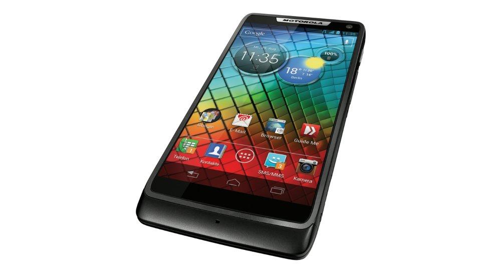 Motorola RAZR i: Erste App-Inkompatibilitäten des Intel-Chips