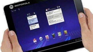 Motorola: Neues Tablet mit 4:3-Display geplant – aber kein XOOM 2
