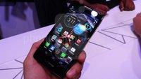 Motorola: Razr M, HD und MAXX HD vorgestellt [Hands-On-Videos]