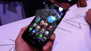Motorola: Razr M, HD und MAXX HD vorgestellt [Hands-On-Videos]
