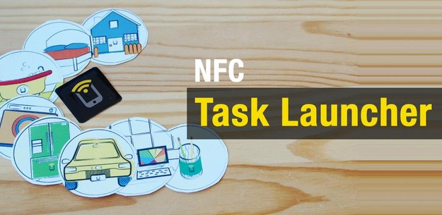 NFC Task Launcher: Smartphone automatisieren mit NFC-Tags