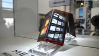 NEC MEDIAS-Serie: Z, X, W, Tab und Cloud Communicator im Video [MWC 2012]