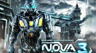 N.O.V.A. 3: Gameloft teasert dritten Teil des Shooters an