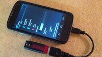 Nexus 4: USB On-The-Go (USB OTG) nachrüsten - so geht's