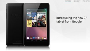Google I/O: Nexus 7-Tablet offiziell vorgestellt [Hands-on-Video]