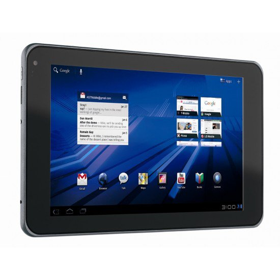 LG Optimus Pad: Das 3D-Tablet ist ab sofort erhältlich