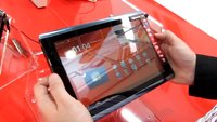 IFA 2011: Packard Bell Liberty Tab G100 Hands-On Video