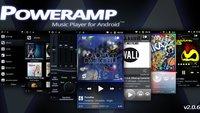 Poweramp: Mächtiger MP3-Player für Android im Test