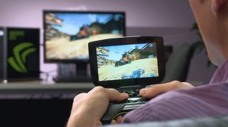 NVIDIA Project SHIELD: PC-Streaming im Video