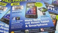 Pad & Phone: PC Games veröffentlicht Smartphone -und Tablet-Magazin