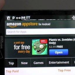 Plants vs. Zombies jetzt in Amazons Appstore