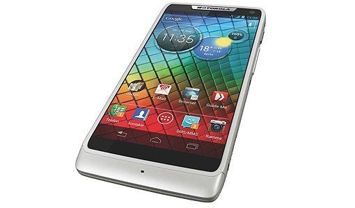 Motorola RAZR i: Weiße Version kommt nach Deutschland