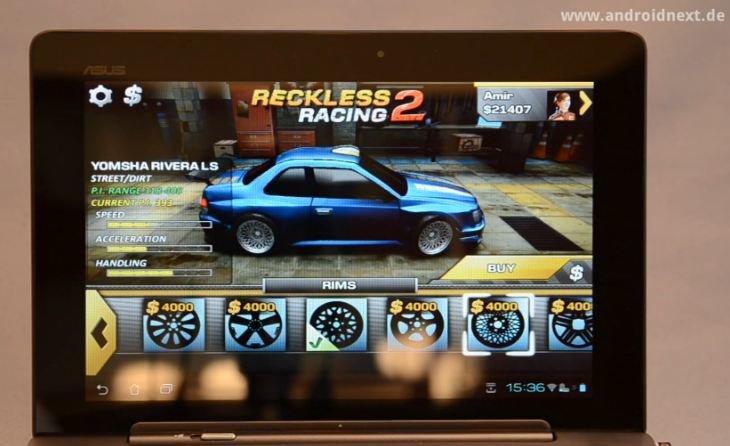 Reckless Racing 2: Rasantes Rempel-Rennspiel im Video-Test