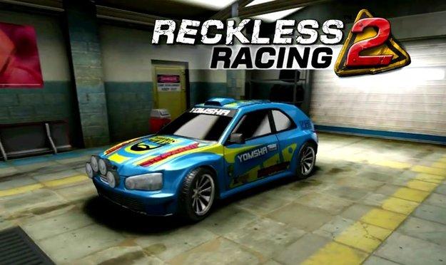 Reckless Racing 2: Kommt nächste Woche in den Android Market