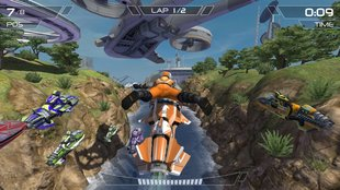 Riptide GP2: Google Play Games-Multiplayer mit Nvidia Shield [Video]