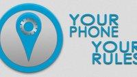 RuleIt!: Ortsprofile erstellen leicht gemacht