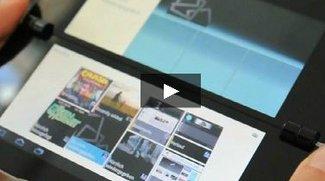 Sony S1 und S2-Tablet in freier Wildbahn gesichtet