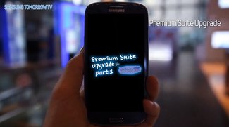 Samsung Galaxy S3: Premium Suite im Video