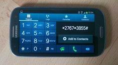 Samsung Galaxy-Sicherheitslücke: Vorsichtige Entwarnung und erste Gegenmaßnahmen