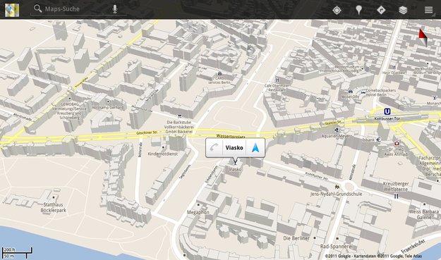 Google Maps: Update auf Version 5.9