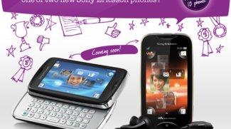 """Sony Ericsson holt die Marke """"Walkman"""" aus dem Keller"""