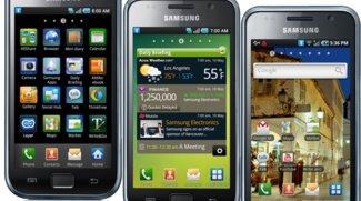 Samsung Galaxy S: Offizielles Android 4.0 Ice Cream Sandwich-Update doch möglich?
