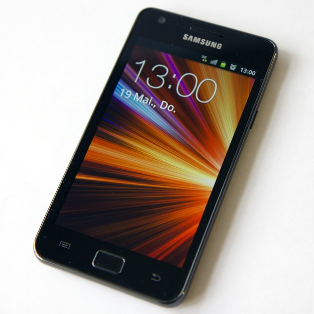 Samsung Galaxy S2: Testbericht zum Android-Superphone