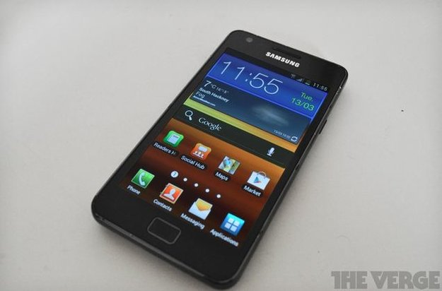 Samsung Galaxy S2: ICS-Update im Hands-On