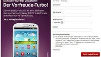 Samsung Galaxy S3 LTE: Ab heute bei Vodafone vorbestellbar