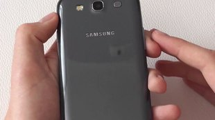 Samsung Galaxy S3: Metallic-Blue statt Pebble-Blue?