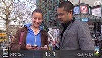 Samsung Galaxy S4 vs. HTC One: Dit sagt Berlin