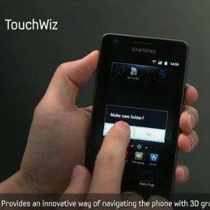 Samsung Galaxy S II im offiziellen Vorstellungsvideo
