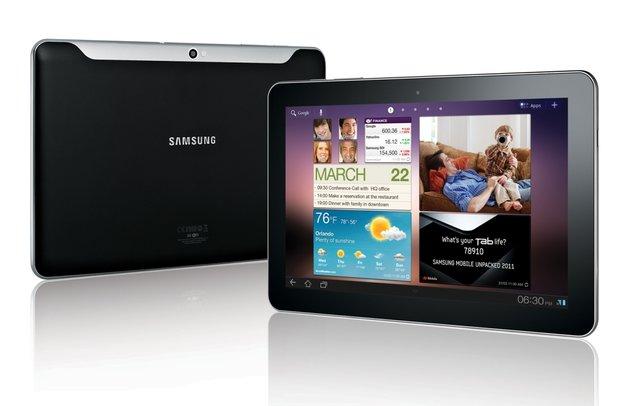 Samsung Galaxy Tab-Serie: Neue Infos zu ICS-Updates