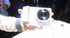 Samsung Galaxy Camera: Für 599 Euro ab Ende Oktober
