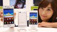Samsung Galaxy M Style: Einsteiger-Smartphone mit Metall-Gehäuse