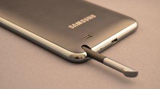 Samsung Galaxy Note: Ice Cream Sandwich per CyanogenMod 9-Alpha