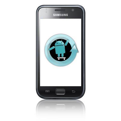 Samsung Galaxy S: Erste CyanogenMod 7-Version erhältlich