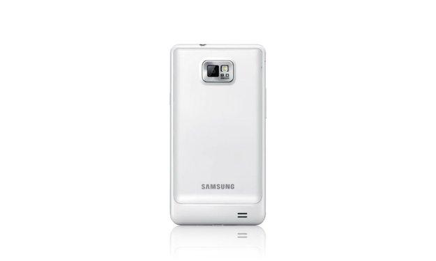 Samsung Galaxy S II: Weiße Version ab sofort bei Amazon verfügbar