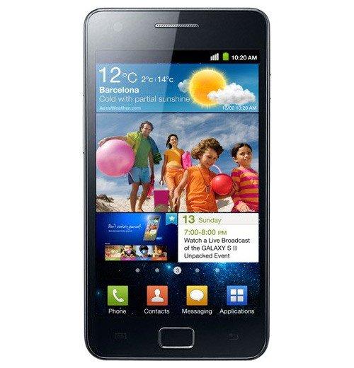 Samsung Galaxy S II: Quellcode steht zum Download bereit